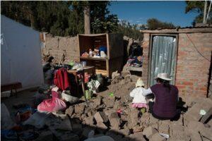 FOTOS y VIDEO. Ichupampa, a una semana de la catástrofe que destruyó el pueblo