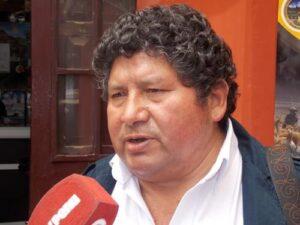 VIDEO. Alcalde Caylloma Rómulo Tinta: turismo volvió pero agricultura aún en riesgo