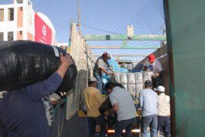 Se restablecen servicios en poblados de Caylloma afectados por el sismo