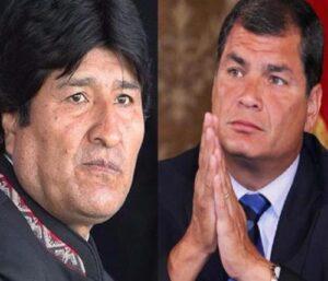 Bolivia y Ecuador se solidarizan con damnificados por sismo en Arequipa y ofrecen ayuda