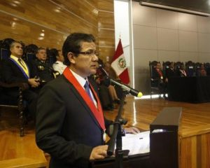 Presidente de Corte sobre agresión a jueza: pelea entre magistrados no afecta imagen de PJ