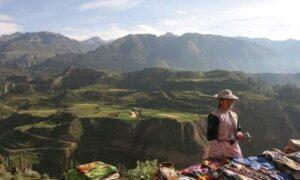 Aumenta el turismo hacia el Valle del Colca que recibió 10 mil turistas en feriados