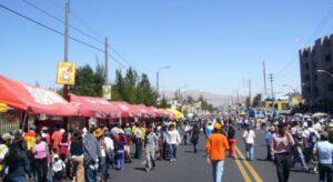 Municipalidad cerrará la avenida Independencia el 14 y 15 de agosto por el Corso de la Amistad