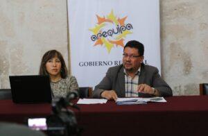 Declaran en Estado de Emergencia 35 distritos de región Arequipa