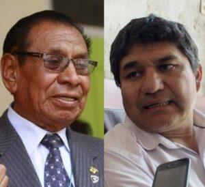 Horacio Zeballos y Justiniano Apaza pedirán en Congreso cancelación de Tía María