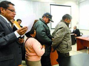 Tres mil casos de corrupción viene llevando la Procuraduría en Arequipa