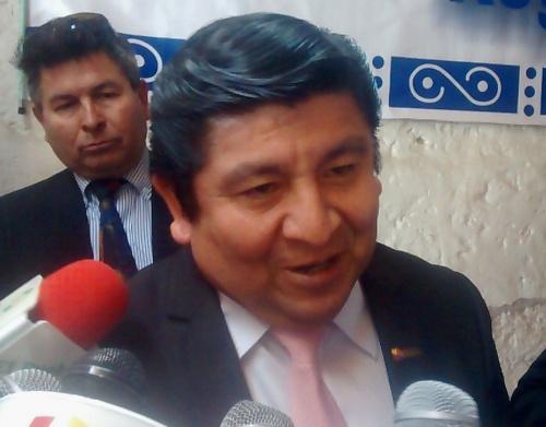 El jefe del área de Gestión de Acciones de Vigilancia de la Superintendencia Nacional de Salud (Susalud), José Paredes Cabel.