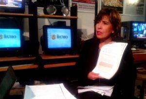 ENTREVISTA. Sandra Lazo de la Vega