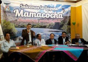 Pobladores piden se realice consulta popular para decidir instalación de hidroeléctrica en laguna Mamacocha