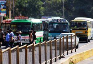 Poder Judicial admite Acción de Amparo contra licitación de rutas del SIT