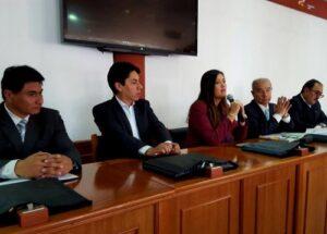 Gustavo Rondón entre los nuevos gerentes presentados por el GRA