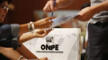 Adquieren 82 kits electorales para nuevas organizaciones políticas en Arequipa