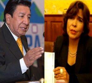 VIDEO. Jueza denuncia que magistrado Percy Gómez tiene otras denuncias por maltrato laboral