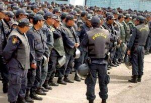 Plan de seguridad por fiestas de Arequipa incluye a 5 mil 500 policías