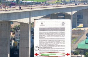 Gobierno Regional y Municipio Provincial habrían falseado documento para ejecutar Puente Chilina