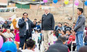 Expectativa de autoridades por llegada de PPK en aniversario de Arequipa