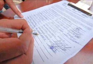 Revocadores de Yamila Osorio aseguran haber juntado 3 mil firmas de las 258 mil necesarias