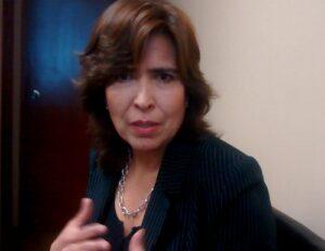 Presidente de la Corte le suplicó a jueza Sandra Lazo que trabajara con magistrado Percy Gómez