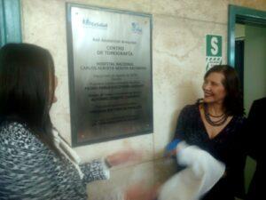 VIDEO. Presidenta Ejecutiva de EsSalud: Hemos invertido 45 millones de soles en Arequipa