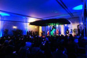 """""""Para lonccos y ccalas"""", festival artístico"""