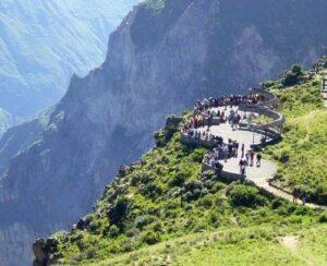 Tras el sismo, se habilitan nuevamente vías de ingreso al valle del Colca