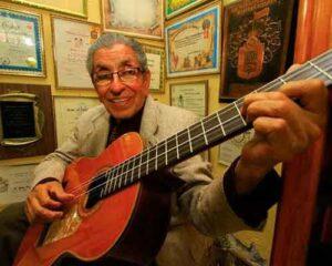 VIDEO. Homenajearán en vida al compositor y cantante arequipeño Víctor Dávalos