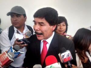 "Alcalde Zegarra sobre pedido de revocatoria: ""Nos preocupa que no nos dejen trabajar"""