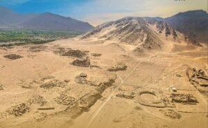 Ministerio de Cultura presenta exposición sobre la civilización Caral en Arequipa