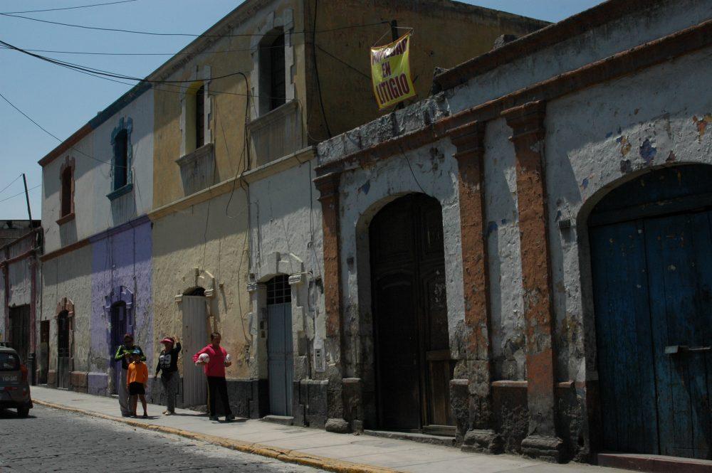 fachada casona