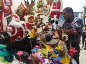 INPE promueve venta de productos elaborados por internos de Socabaya