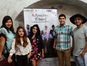 "Presentan obra teatral ""Mi Primer Amor, El Musical"""