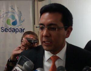 Ratifican a Hugo Aguilar como presidente del directorio de Sedapar
