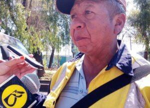 Trabajadores cesados nuevamente protestan contra Aceros Arequipa