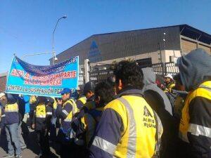 Aceros Arequipa apela por segunda vez fallo que obliga recontratar trabajadores despedidos