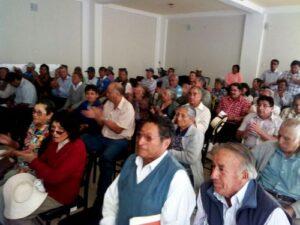 Son 7 mil 500 agricultores en Arequipa afectados por el déficit de agua