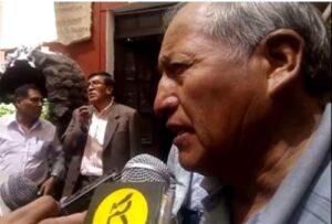 Agricultores del Colca exigen construcción de represas para mitigar escasez de agua