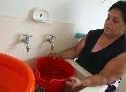 Este martes habrá corte de servicio de agua potable en dos distritos