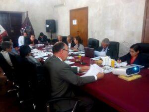 Consejo Regional confirma inversión de 200 millones de soles en infraestructura hospitalaria