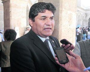 Congresista Zeballos critica reducción de presupuesto 2017 para Islay y Caylloma