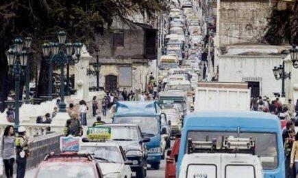 Identifican 28 puntos críticos de congestión vehicular