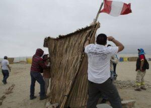 El gobierno regional recuperará los terrenos invadidos por traficantes