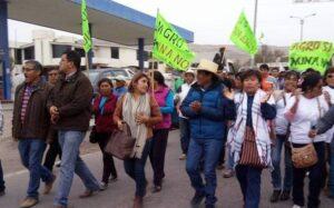 ¡Manan Southern! Tras la nueva protesta en el valle de Tambo