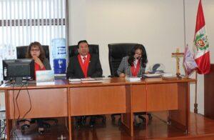 Poder Judicial procesó a 1,905 personas por flagrancia en Arequipa