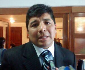 Regidor Christian Talavera asegura que no insultó al alcalde provincial de Arequipa