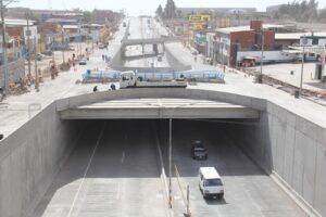 Cierran desde el sábado el paso en la Variante de Uchumayo por inicio de obras
