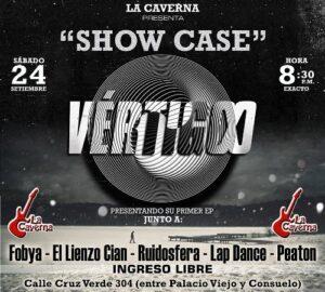 La banda Post Punk denominada Vértigo presentará su primer EP en Arequipa