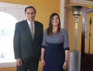 Ministro de Transportes se reunió con gobernadora para evaluar financiamiento vía Yura – La Joya