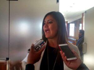 VIDEO. Yamila Osorio: Evaluamos suspensión de Paltuture para encontrar una solución entre las 3 regiones