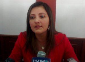 Yamila Osorio pide al gobierno dialogar con Puno por represa Paltuture