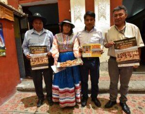 Realizarán último Chaku del año en la reserva de Salinas y Aguada Blanca